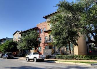 Refugio Place three story apartments