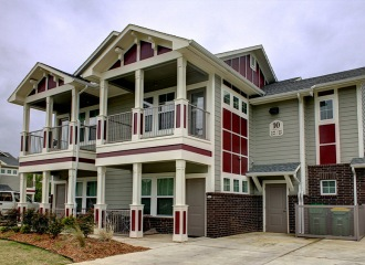 Rosehill Ridge two story apartments